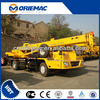 cheap price XCMG 12ton mobile truck crane QY12B.5