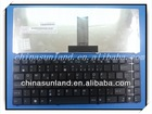 US laptop Keyboard for ASUS epc U20A UL20 1201 121