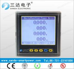 Smart Grid Power Meter Intelligent Energy Meter CE Meter Power Analyzer