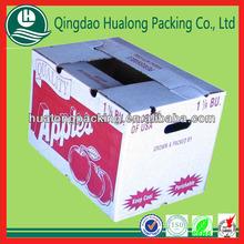 5 layer bushel apple fruit boxes package carton