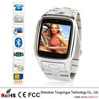 Latest Wrist Watch Mobile Phone,Hand watch mobile phone