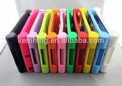 3D Silicone Case for apple iPad mini 3/2/1 soft rubber silicone back case