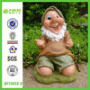 Kneeling Garden Resin Gnome Wholesale Gift Items