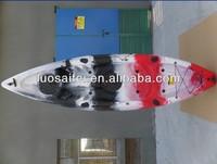 rotomolded polyethylene kayak boat for sale in china