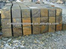 Rusty natural culture stone