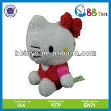 Lovely stuffed plush Hello Kitty
