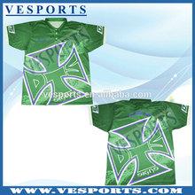 Polyester mens polo t shirt custom design