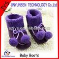 2014 mode d'hiver bottes pour bébé