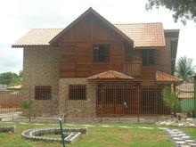 Wooden Prefab House Brazil