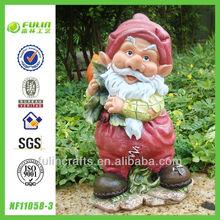 Hot Crafts Garden Resin Gnome Figures