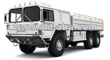 MAN 6x6 Cargo trucks - Fully Customisable