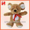 OEM Wholesale stuffed sitting cute fluffy cartoon toy
