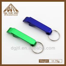 mini beer opener with keychain