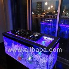 Bird's Eye Aquarium - Bar Counter Fish Tank