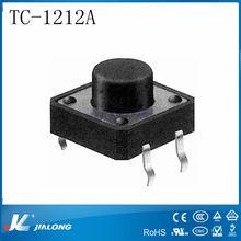 12*12 4pins Tact Switch JL-TC-1212A
