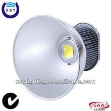 cob led high bay 100w 3 years warranty high bay led pendant lights
