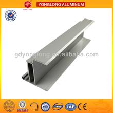 White anodizing h aluminium profile for general aluminum windows