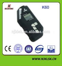 CE certified kitchen cooking portable mini carbon monoxide and naturasl gas leak detector