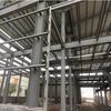 Welded design light steel structure house