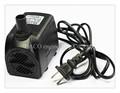 Durable 15w 220 v, haut débit 212 gph étang pompe à eau mini/jy150