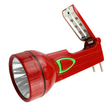 mickey minnie mouse reading light 110v/240v rechargeable battery flashlight with side light