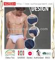 nice metal caixa de embalagem de secagem rápida dos homens modal macio micro modal e elastano função breve cueca boxer