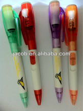 LED light pen cheap price pen