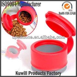 new food grade dog food sealing cap, pet food storage bag cap