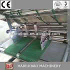2013 hot sale semi-auto heat laminating machine