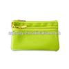 girls leather cosmetic bag , toiletry bag