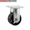 Heavy Duty Rigid 6 Inch Industrial Cast Iron Caster Wheel