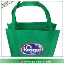 Reusable handle recycle bag shopping bags