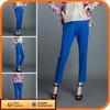 2014 Ladies Cheap Blue Fashion Womens Chevron Pants