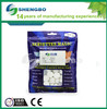 Magic tablet towel 23*24cm WHITE