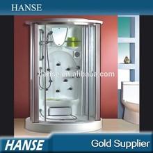 Round shower room,simple shower room design HS-SR2233T