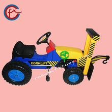 Pedal Forklift Kids Cars Toy 317