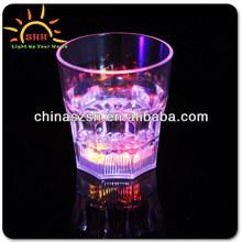 LED Flashing Whisky Drinking Glasses For Bar Item