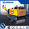 XCMG hand compact road roller vibratory roller XMR08