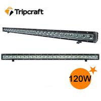 super bright waterproof IP67 120W LED LIGHTING BAR Offroad Driving Lamp