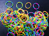 2013 Diy TWO-TONE TYE DYE loom bands(Rubber)