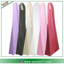 Foldable custom wedding dress garment bag wholesale