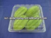 fruit plastic packaging clamshell