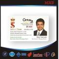 Mind0018 100% precio de fábrica de la foto tarjetas de identificación