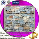 Natural Slate Multicolor Interior Decorative Stone Walls