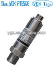 Piezoelectric pressure sensor