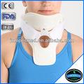 ajustable y cómodo de espuma suave de primeros auxilios cuello cervical hermoso collar de filadelfia