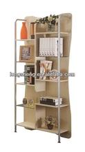 Modern Combination Bookcase