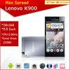Fashional Lenovo k900 5.5'' 13mp camera lenovo 3g android cell phone