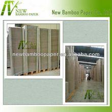 Dongguan manufacturer for once form grey board