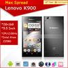 5.5'' Lenovo k900 2.0ghz 13mp lenovo dual core 3g mobile phone